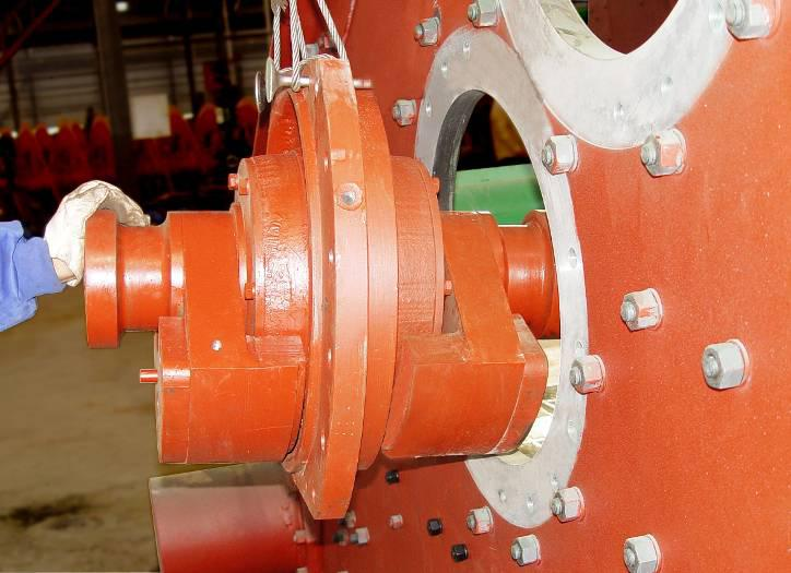 circular vibrating screen-4