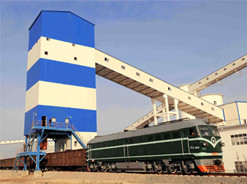 Train_truck loading_ station_TLO_Beijing_HOT_Mining_Tech_Co_Ltd_4