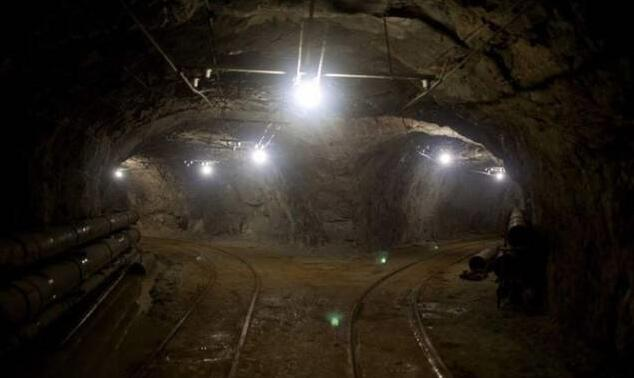 Gold mining underground 600 meters-Beijing Hot Mining Tech Co.,Ltd