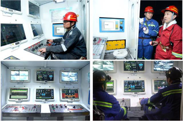 Advanced Manless Intelligent Fully-mechanized Coal Mining Technology-Beijing Hot Mining Tech Co.,Ltd