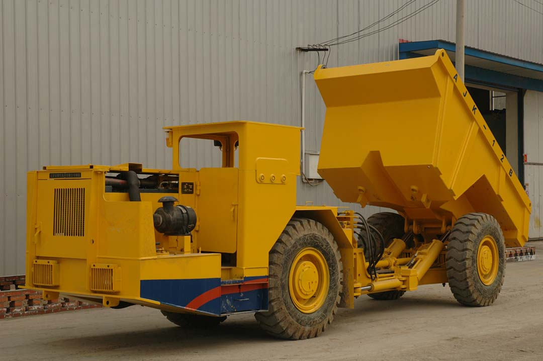 ALHA-12 Mining Dump Truck-Beijing Hot Mining Tech Co., Ltd-2