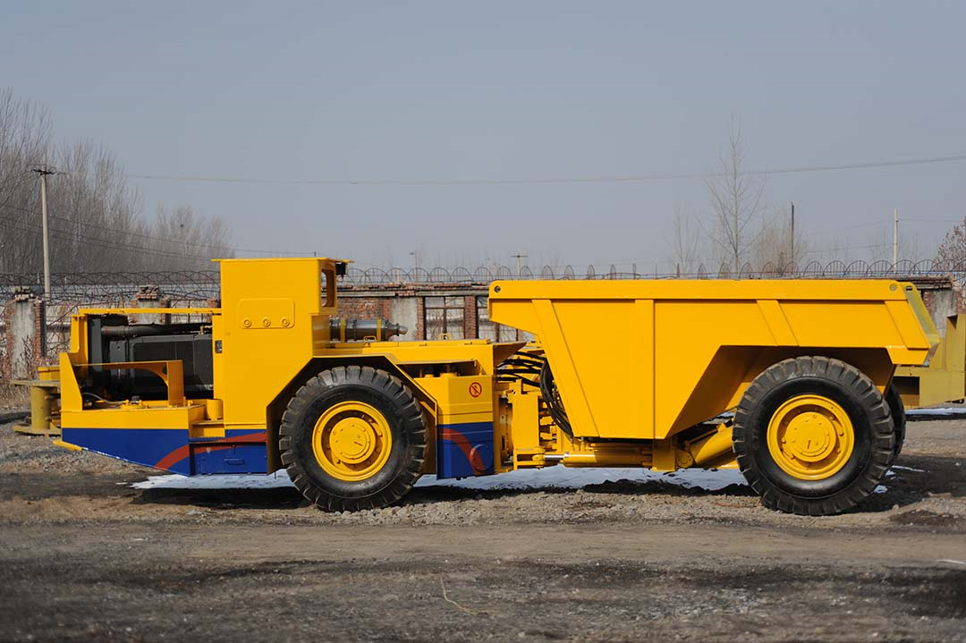 ALHA-12 Mining Dump Truck-Beijing Hot Mining Tech Co., Ltd-1
