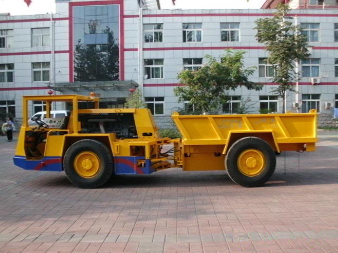 ALHA-5A UG Explosive Transport Vehicle-Beijing Hot Mining Tech-1