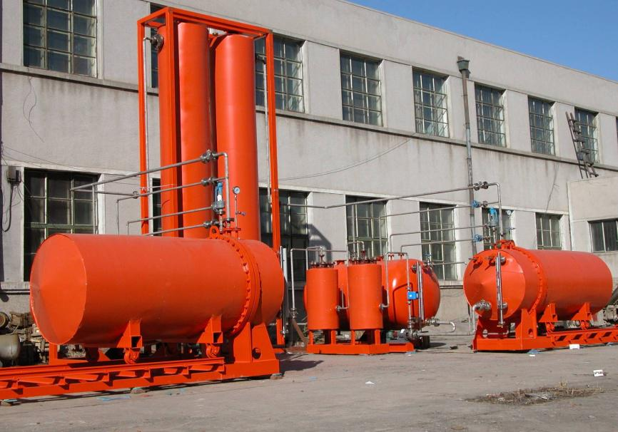 Desorption and electrolysis system-Beijing HOT Mining Co.,Ltd