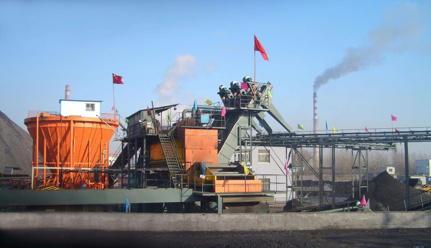 SKT-12-three-stage-jig-coal-washing-by-HOT-Mining-Tech