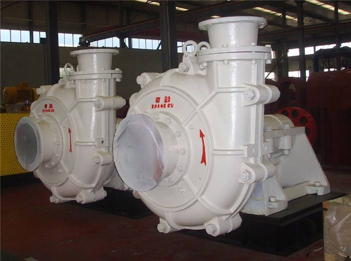 TZJ Series New Slurry Pump--The Most Cost-effective in China